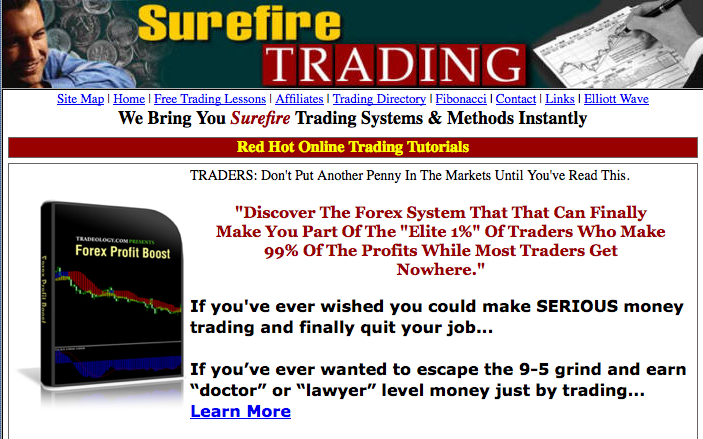 Sure fire forex trading