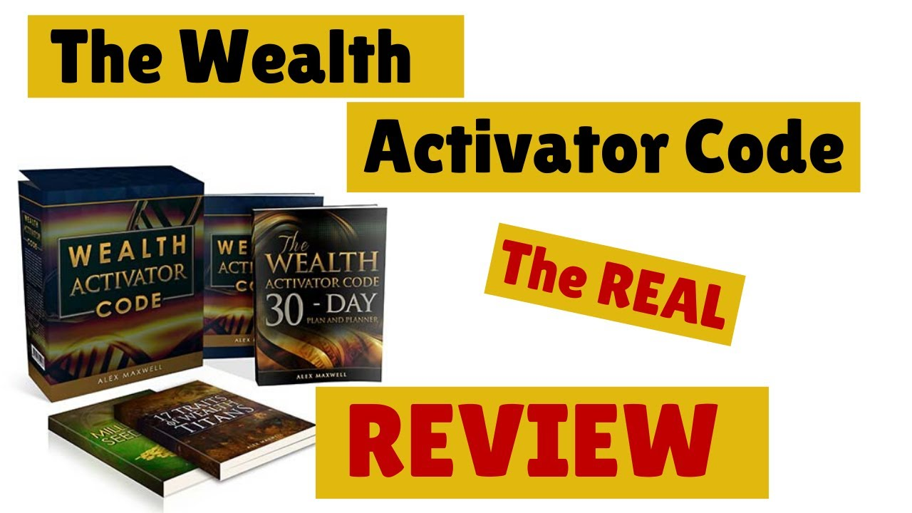 In-Depth Wealth Activator Code Reviews